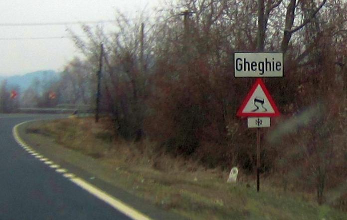 Gheghie
