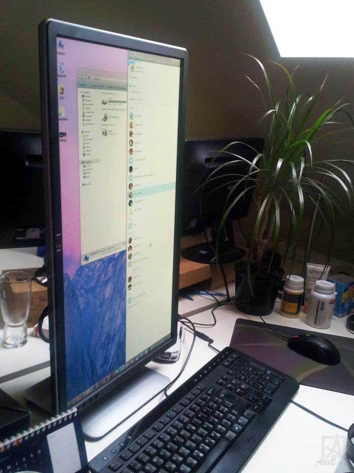 monitor skype